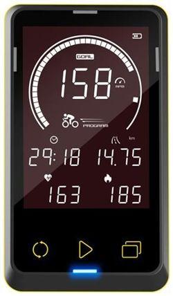 Monitor do rowerów z serii GR