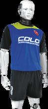 Komplet piłkarski Colo Giant P0 Junior