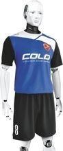 Komplet piłkarski sublimowany Colo Echo