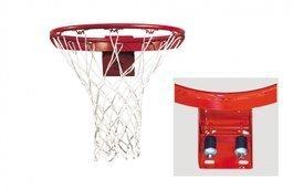 Obręcz do koszykówki uchylna Flex Euro 70
