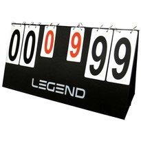 TABLICA WYNIKÓW Legend 0-99 pkt, 0-9 set