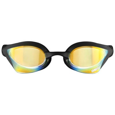 Okularki do pływania Arena Cobra Core Mirror Yellow/Revo/Black
