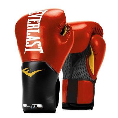 Rękawice bokserskie Everlast Pro Style Elite 2 + GRATIS