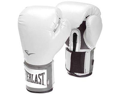 Rękawice bokserskie Everlast  Pro Style PU + GRATIS