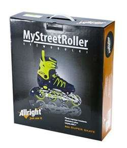Rolki regulowane Allright Super Skate
