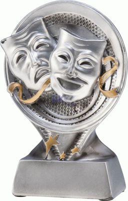 Statuetka ( figurka ) odlewana Teatr RS701