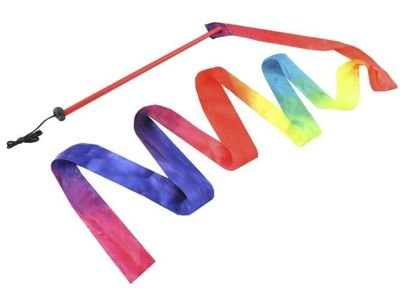 Wstążka gimnastyczna kolorowa